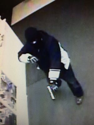 Appleton police are looking for a suspect after a robbery Thursday night at Latinos Express.