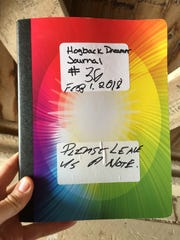 Rich Mills and Mayumi Ameku's Hogback Dreamer Journal