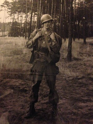 Sgt. Harry Harkness
