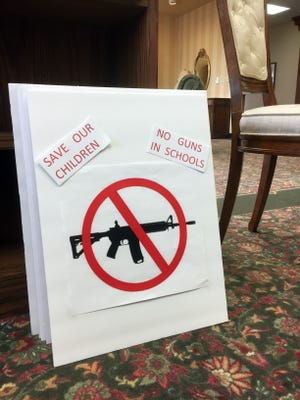 Democrats in the Michigan Senate have introduced a package of bills to both put more controls on guns and invest millions in safety measures at Michigan schools.