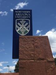 Northern Arizona University police is investigating