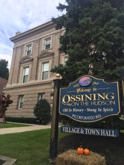 Ossining village officials have been talking about