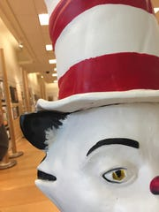 """Cat in the Hat,"" by Elisa Ellerson, received an honorable"