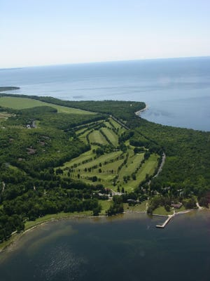Alpine Resort & Golf Course, in Egg Harbor, is being listed for sale.
