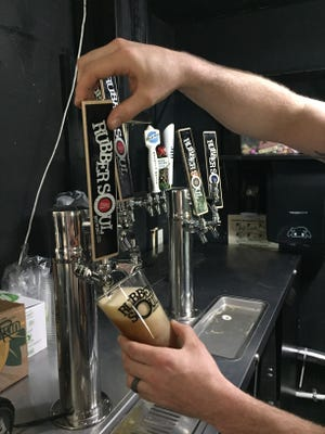 Road Joe's is pouring a slate of six Rubber Soul brews inside its restaurant in addition to a handful of special and seasonal offerings.