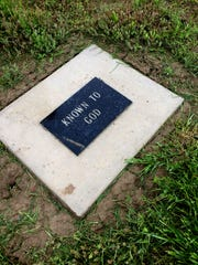 """Instead of marking this grave """"unknown,"""" it's been"""
