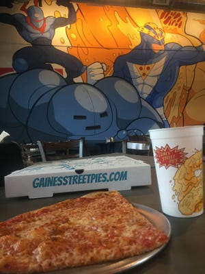 Caption: Gaines Street Pies- East opened on Saturday at 1184 Capital Circle N.E next to RedEye Coffee and Pete's Gyros.