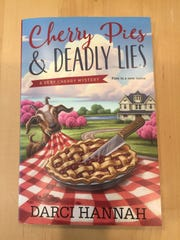"""Darci Hannah of Howell's new book, """"Cherry Pies & Deadly"""
