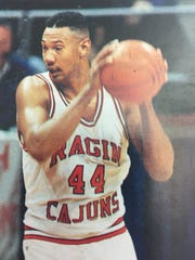 Bryan, Collins, who led the Cajuns in scoring and rebounder