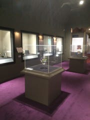 A partial view of the 'Beauty Beyond Nature' exhibit