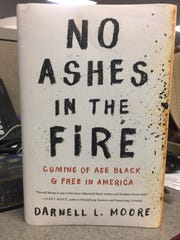 "Darnell Moore's ""No Ashes in the Fire"" is set mostly"