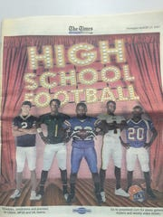 The Times 2007 prep football tab offers lots of surprising