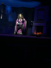 Rocco Barbera stars as the Beast in the OBSP production of the Disney musical at Levoy Theatre.