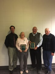 The Washtenaw County Dairy and Livestock Council honored