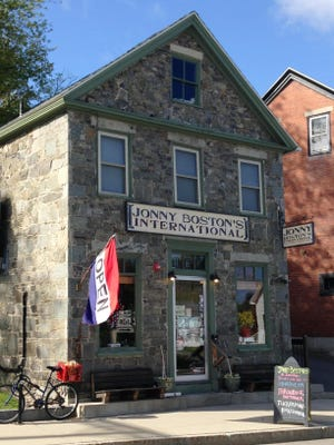 Jonny Boston's International Restaurant has decided to just offer takeout for the time being. The eatery is located in Newmarket at 170 Main St.