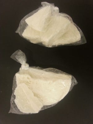 The drug enforcement unit seized 280 grams of crack cocaine from a Grand Chute hotel room.