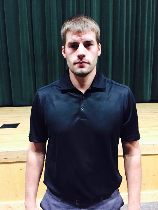 Palmetto Ridge coach Chris Toukonen