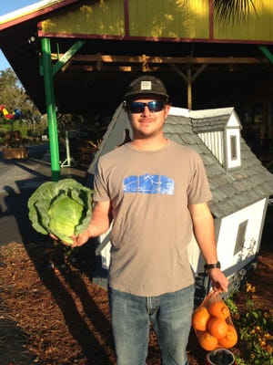 The owners' son, University of Florida grad Tyler Baer, will be Rooster's manager.