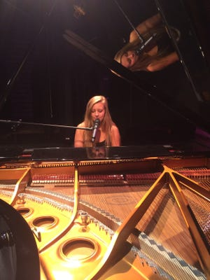 """Gabrielle Macafee of Fort Myers won a national award for her original song """"Stay Gold."""""""
