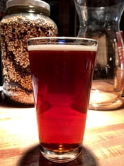 Rendezvous Red from the Mighty Mo Brewing Co.