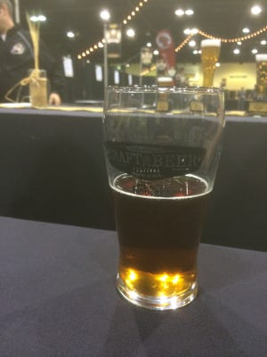 The Northeast Wisconsin Craft Beer Festival takes place Saturday night at Shopko Hall in Ashwaubenon.