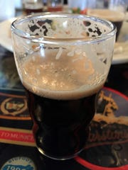 A sample of the Java Porter at Oaken Barrel. The brewery and restaurant is a stop on Indy Brew Bus' new Southside tour.
