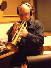 "Local jazz trumpet player Steve Robinett debuts his new album, ""Playin' Favorites,"" Friday."
