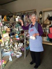 Volunteer Margaret Rhoades of Plymouth Township said,