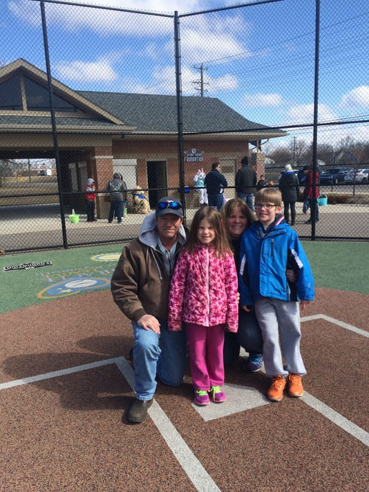 ply 3 Miracle League Easter
