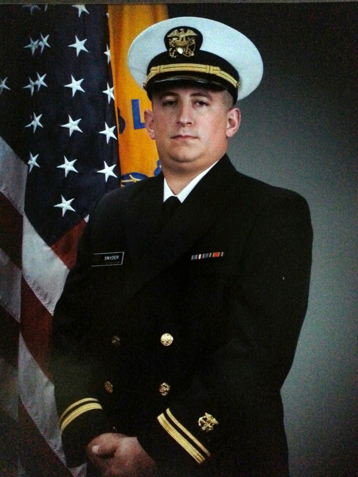 USPHS Lt. Chris Snyder