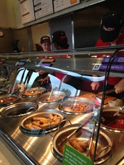 Panda Express opened its Prattville location in 2014.