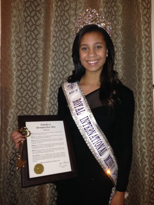 Parsippany teen recognized for volunteer work