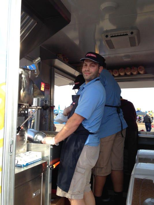 Kettle Heroes food truck
