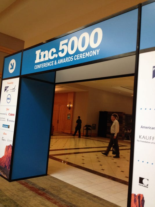 Inc. 5000 Conference & Awards Ceremony