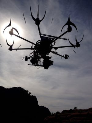 The Federal Aviation Administration is expected to announce Thursday, Sept. 26, that it is granting permits to seven movie and television production companies to fly drones, including those from Aerial MOB, LLC, an important step toward greater use of the technology by commercial operators, said attorneys and a company official familiar with the decision. The seven companies have been working with the Motion Picture Association of America for two years to win approval from the FAA.