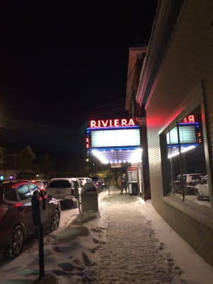 The Riviera Theater in Geneseo has been brought back to life as a multi-use arts center.