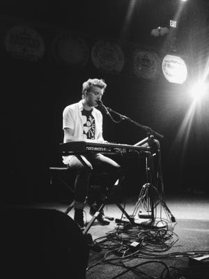 Andrew Belle performs at Mississippi Studios on Friday, Sept. 20.