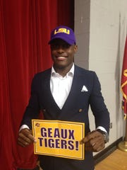 Nashville (Tenn.) standout Ugo Amadi commits to LSU