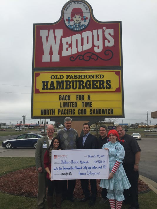 wendy's check presentation 03192015.jpg