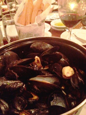 We were big fans of the mussels and frites during a recent dinner at Mona Lisa, which is changing its name to Bistro Jacques. The cuisine has a Belgian slant.