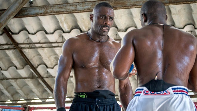 Idris Elba is getting ready for his first kickboxing fight which will take place in October of this year.