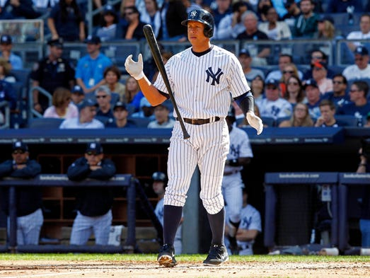The lost pay of players suspended in MLB's investigation of Biogenesis, by AP. In order of highest to lowest and by the club they were with last (Note: Jordan Norberto is a free agent): Alex Rodriguez, Yankees: $22,131,148