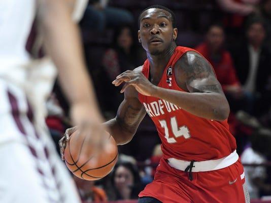 NCAA Basketball: Radford at Virginia Tech