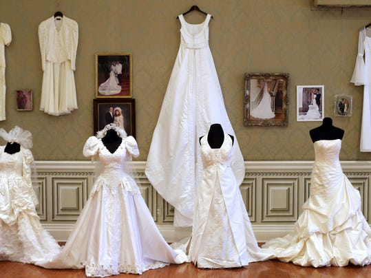 Wedding Dresses Through The Decades