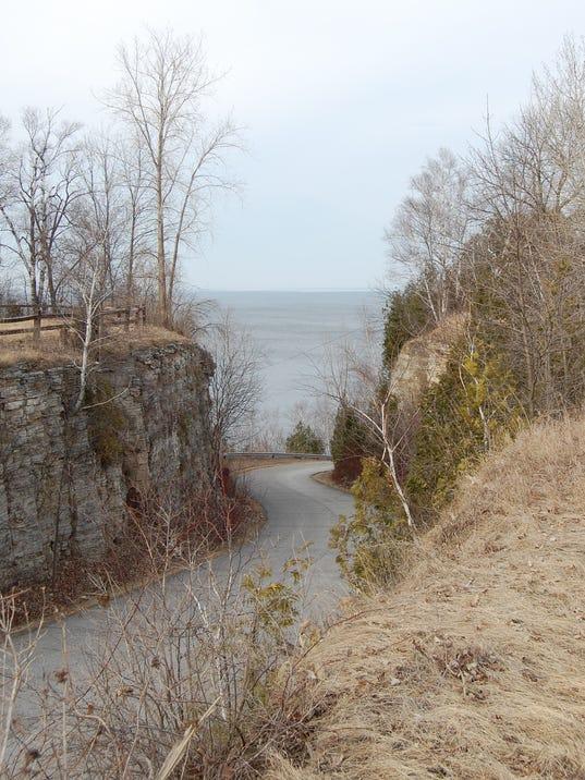 04.19.15 - Bay Shore Park Boat Launch Road.jpg