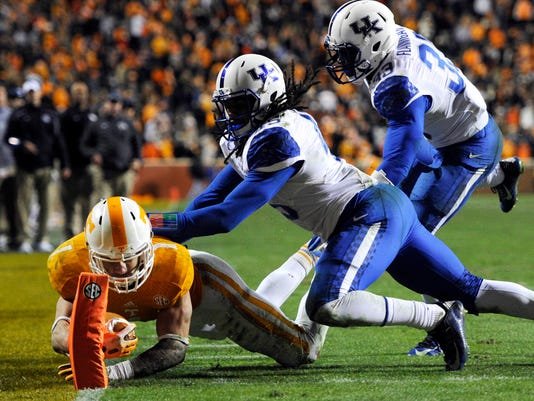 Kentucky Tennessee Football (2)