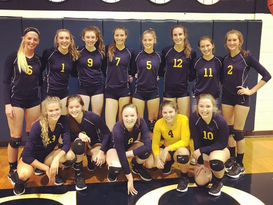 Port Huron Northern volleyball