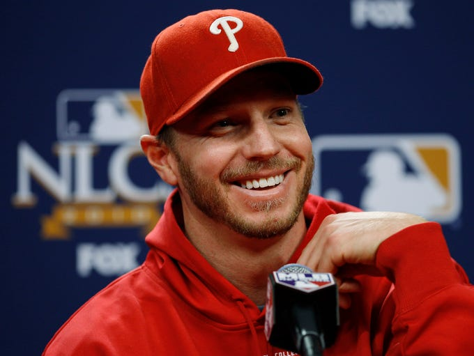 Halladay unanimously won the National League Cy Young