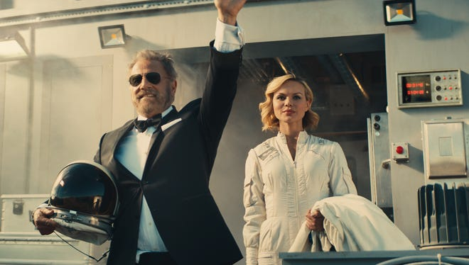 """Jonathan Goldsmith waves goodbye in his last ad spot as Dos Equis' """"Most Interesting Man in the World."""" Dos Equis is retiring Goldsmith's version of the character as it aims to revamp its image."""