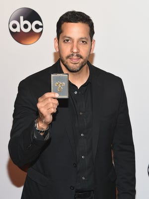 Acclaimed magician David Blaine will take his magic and illusions to the Plaza Theatre on July 21.